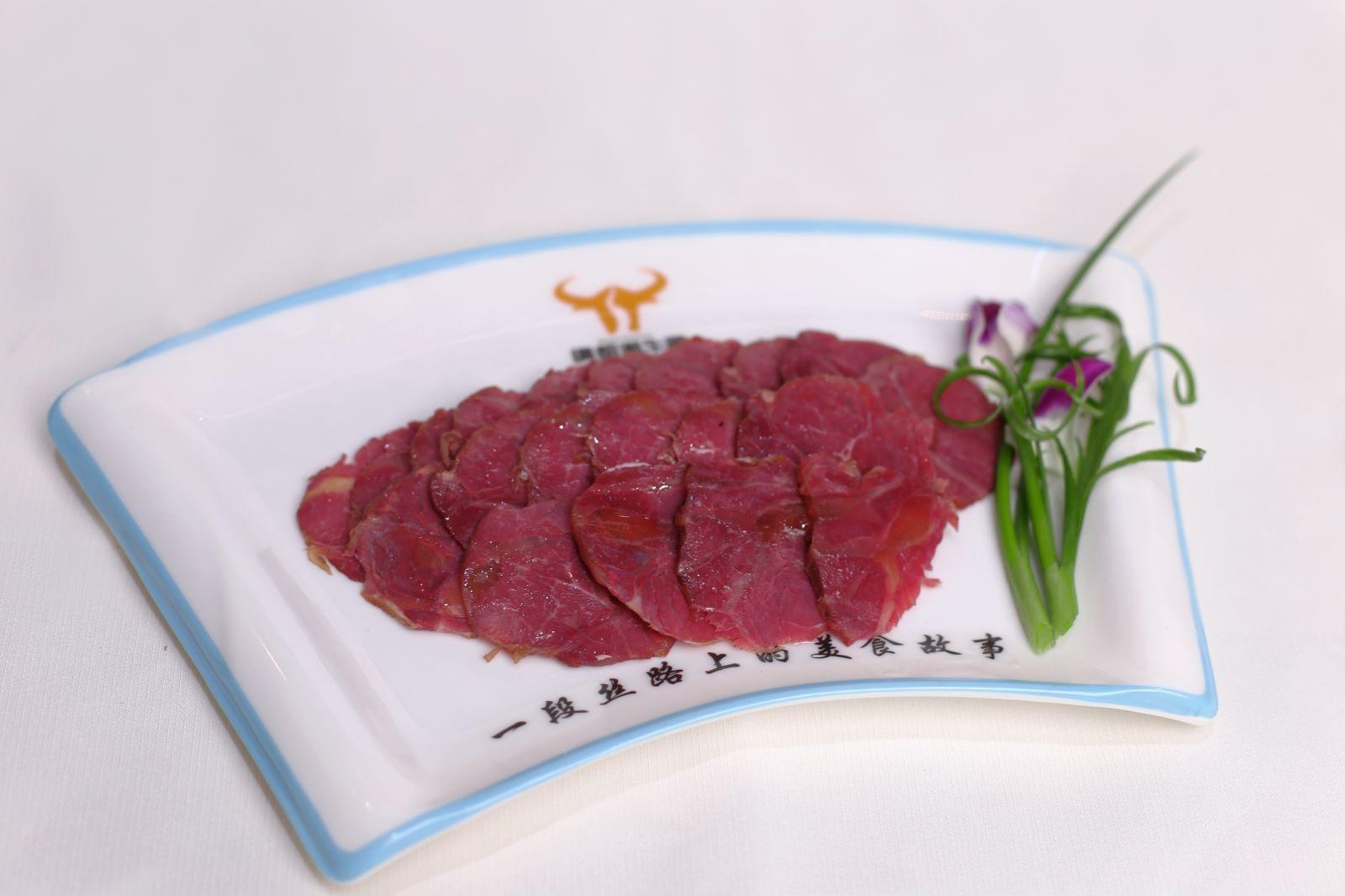 遂宁卤牛肉